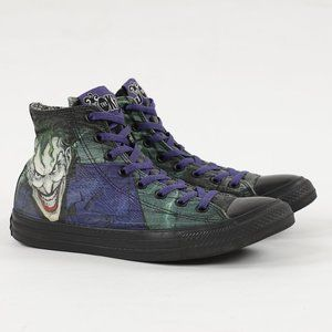 Converse Chuck Taylor All Star 10 DC Comics Joker